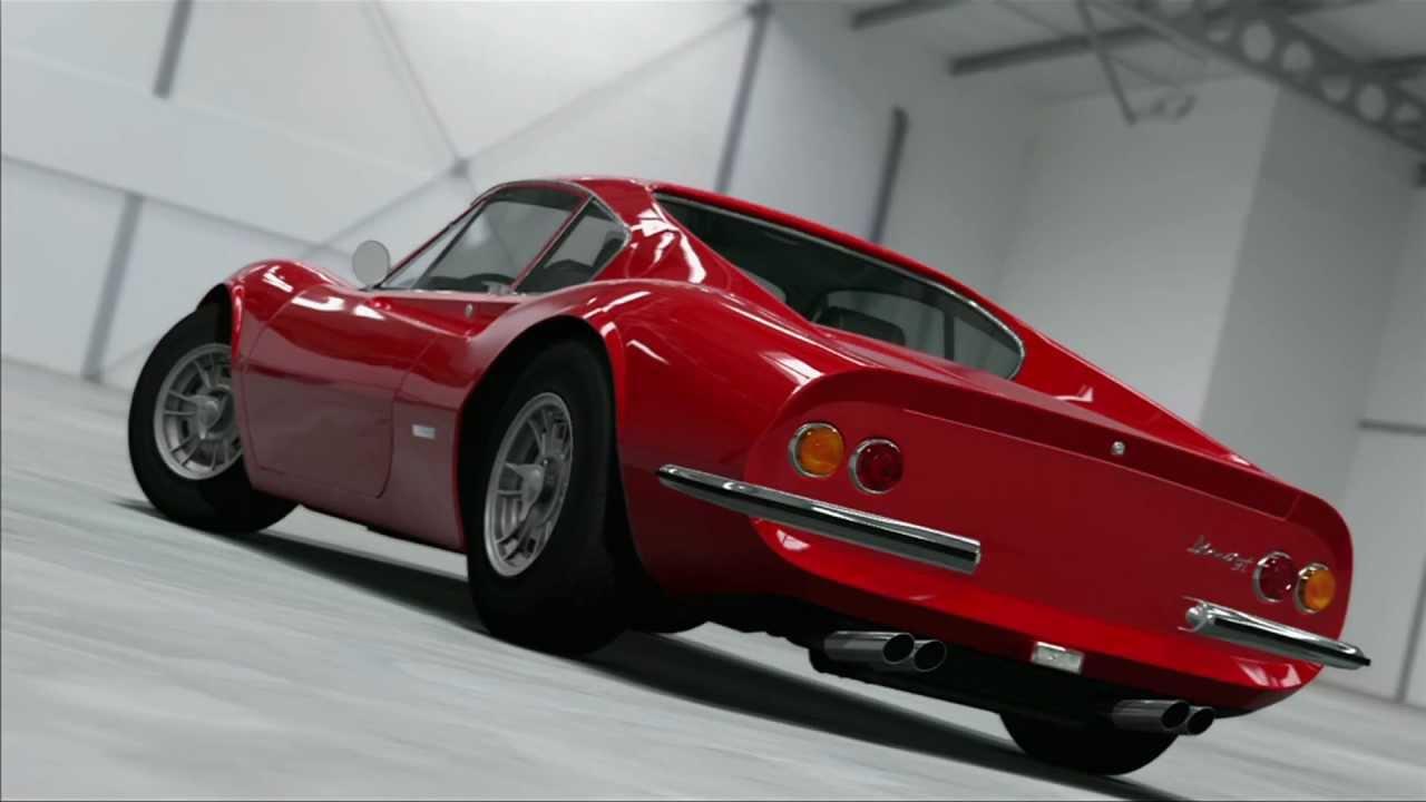Image of Ferrari Dino 246 GT (1969)