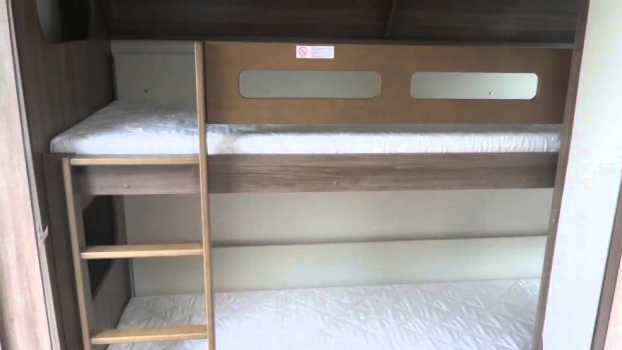 Caravan te koop HOBBY DE LUXE 490 KMF  YouTube