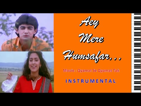 aey mere humsafar-QSQT-Instrumental On Keyboard