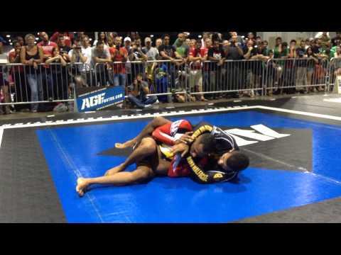 2015 Atlanta BJJ Championships - Bruno Malfacine vs Rafael Barata Freitas
