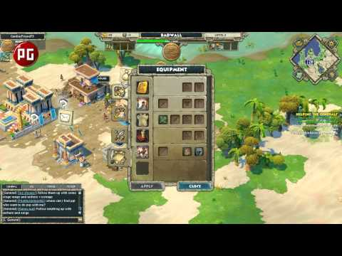 Age Of Empires Online. Видеообзор