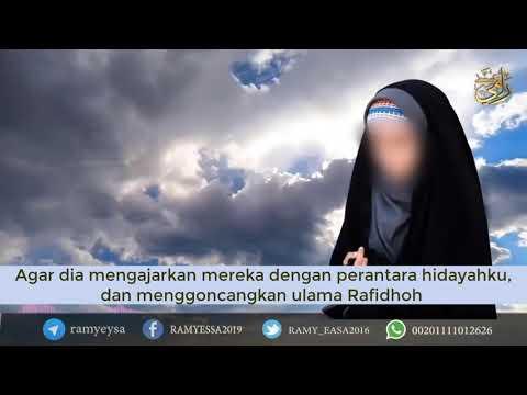 Alahu Akbar! Wanita Ini Taubat Dari Agama Syiah - Ternyata Ini Alasannya