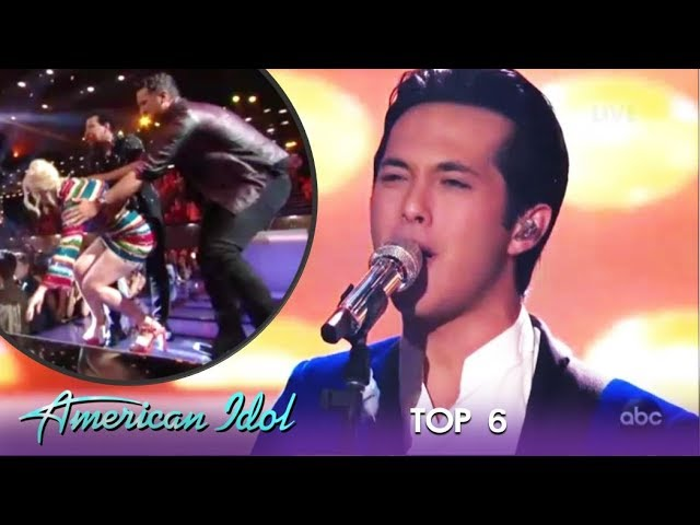 Laine Hardy: Katy Perry LOSES IT After This Johnny B. Goode Performance! | American Idol 2019