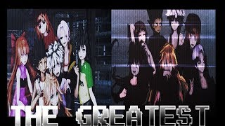[MMD] The Greatest REMIX [FLASH/SEIZURE WARNING]