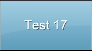 Test 17. Trouvez l'intrus. test aptitude verbale - Destination IFSI