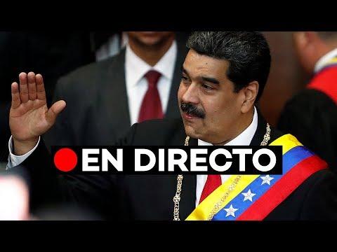[EN DIRECTO] Conferencia de prensa de Nicolás Maduro