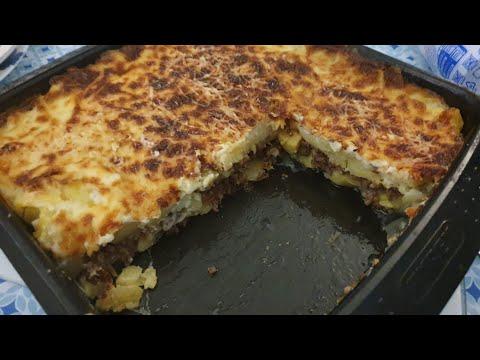 gratin-pomme-de-terre-À-la-viande-hachÉe-trÈs-facile