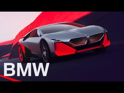BMW Vision M NEXT. Official Launch Film.