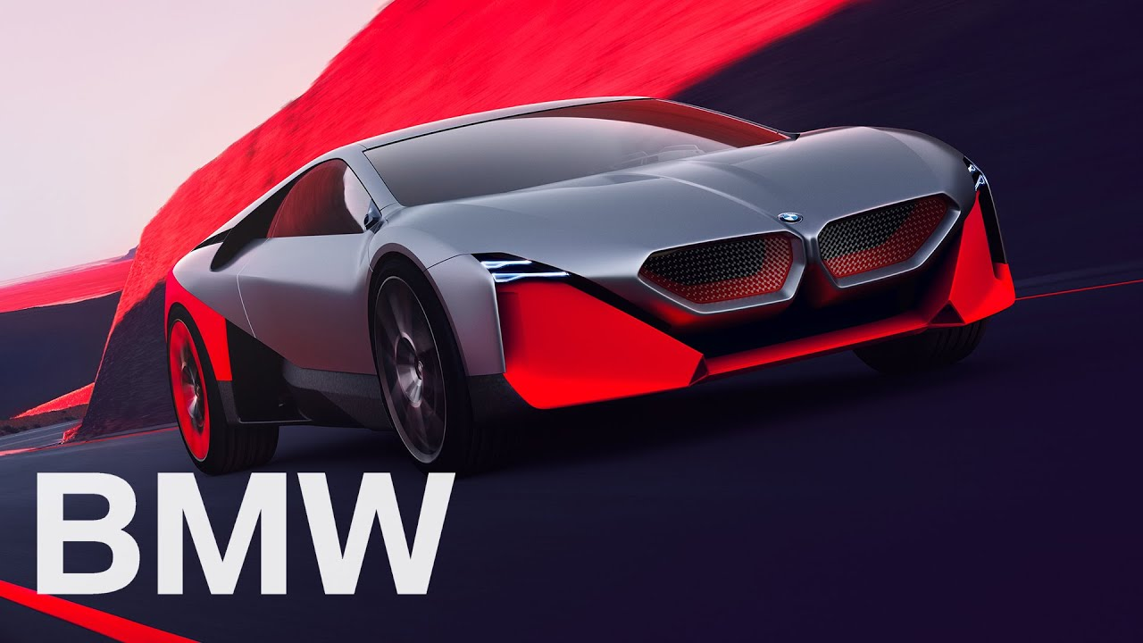 Bmw Vision M Next Official Launch Film Sound By Hans Zimmer