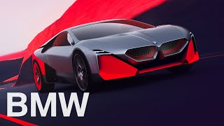 BMW Vision M NEXT. Official Launch Film. (Sound by Hans Zimmer)