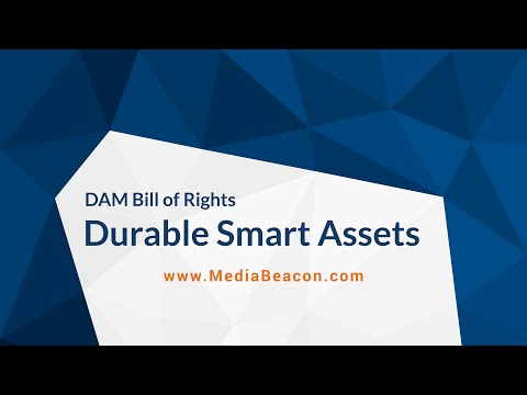 Durable Smart Assets: Digital Asset Management Bill of Rights #1