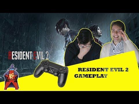 Uff, questa stazione di Polizia ci distrugge! [Resident Evil2] [Gameplay #1] [The Rolling Gamers]