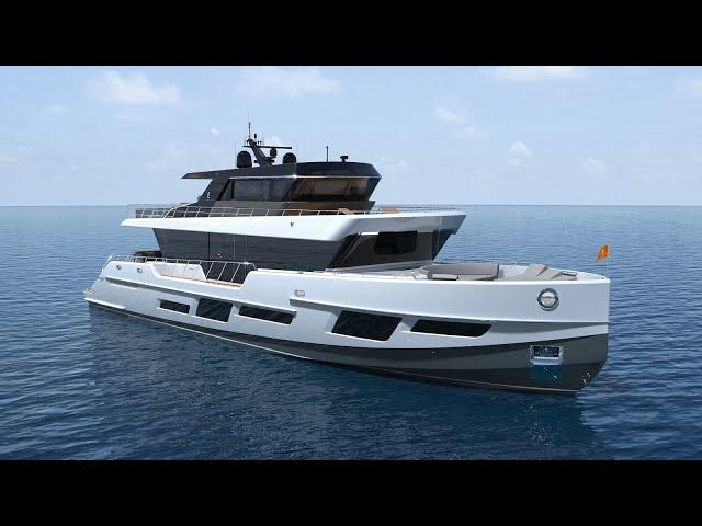CL Yachts CLX96: Virtual Tour