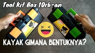 Kenmaster Tool Box B 250 Tool kit Box Paling Murah
