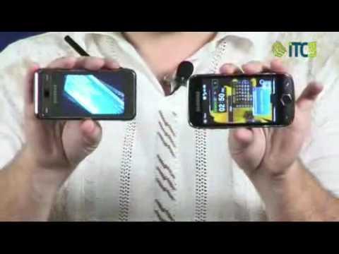 Samsung GT-i8000 Omnia II vs i900 Omnia Review