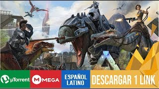 [Descargar] ARK: Survival Evolved + DLCs + Multijugador   Español   MEGA   Torrent   PC 2018