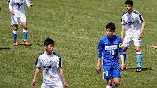 市立船橋 vs ジュビロ磐田U-18 高円宮杯 JFA U-18サッカープレミアリーグ 2019 EAST 第1節