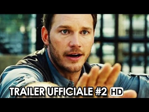 JURASSIC WORLD Trailer Ufficiale Italiano #2 (2015) - Chris Pratt Movie HD