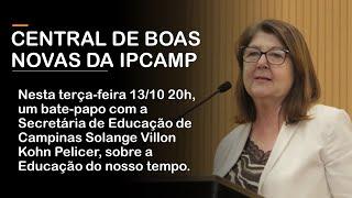 CENTRAL DE BOAS NOVAS DA IPCAMP - Programa 26