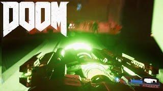 DOOM BFG-9000 Gameplay BOSS FIGHT Doom 2016