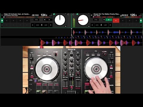 How To DJ With Pioneer DJ DDJ-SB2, 5 of 5: How The Controller Mirrors Serato DJ