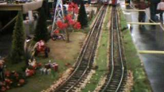 Thomas the Tank Engine at Annual Trains & Railroadiana Show at the NC State Fair Grounds