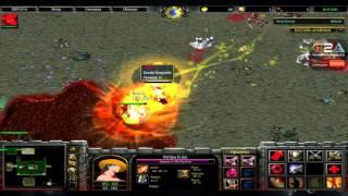 Стрим 27.03.2016.[3] Warcraft III кастомки, кастомки, кастомки