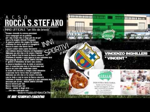 """"""" Un tifo da brividi """" INNO UFFICIALE a.c.s.d. ROCCA SANTO STEFANO"""