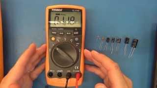 Tenma 72-7745 Digital Multimeter Review Part 1 of 2