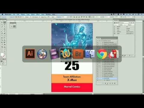 How to Use Adobe Illustrator Variable Data