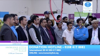 Humanity First Global Telethon - UK
