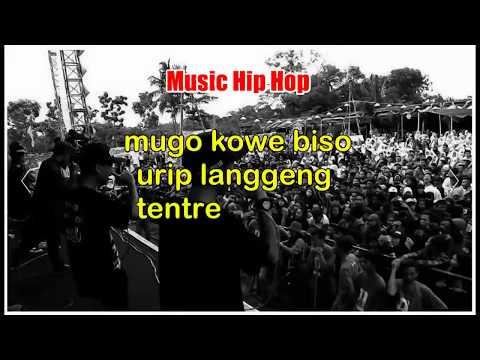 Lirik lagu TDB Pasrah  Hip Hop Indonesia