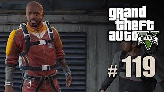 "Grand Theft Auto V (GTA 5) Walkthrough Part 119: Targeted Risk ""PS3 Gameplay"" (HD)"