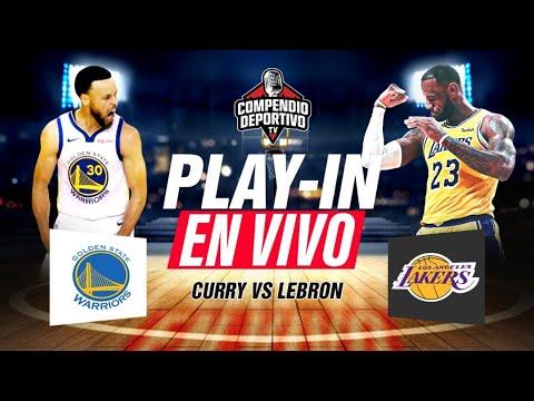 #NBA en VIVO | Los Angeles  Lakers vs Golden State Warriors | Play-In en directo | Live Stream