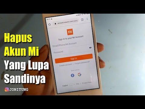 Cara hapus Akun Mi Xiaomi tanpa PC (new methode).