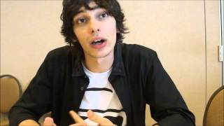 The 100 Interview with Devon Bostick on Season 2 Thumbnail