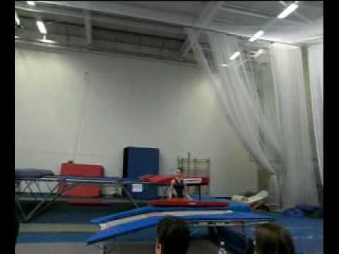 University of Bath Open 2010, Trampoline and DMT