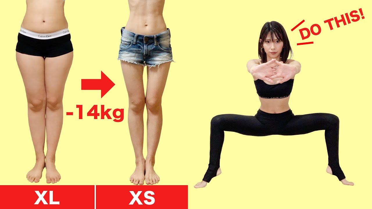 簡単 1 太もも 痩せ 週間 太もも痩せ一週間チャレンジ!効果抜群のストレッチで毎日簡単ケア!