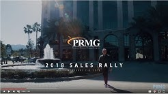 PRMG in the Moment - Sales Rally 2018