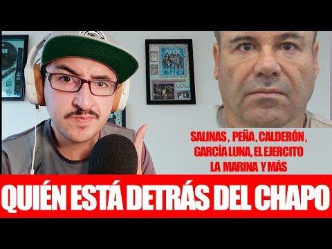 QUIÉN ESTÁ DETRÁS DEL CHAPO? / Cadena Perpetua / Emma Coronel