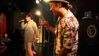 JUTA [Song for... feat.ZERO] / ZERO RELEASE LIVE TOKYO@渋谷 VUENOS 2011.9.11 PART 4 of 9