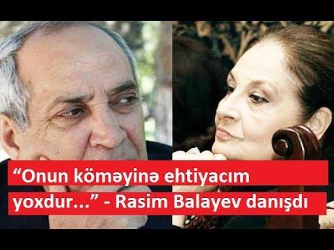 """""""Rasim Balayev 1300 manat təqaüd alır..."""" - İttifaqdan açıqlama"""