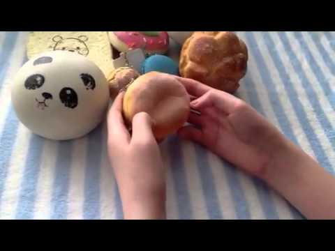 Small squishy collection - YouTube