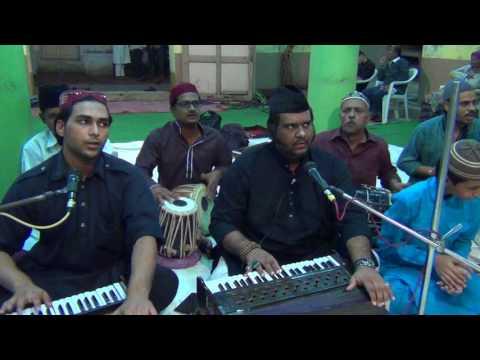 Qawwali, Chain Tum Se Hai Aur Qaraar Tum Se Hai - (KALAM-E-HASRATH) QADEER PIYA Hyderabadi, By Atiq