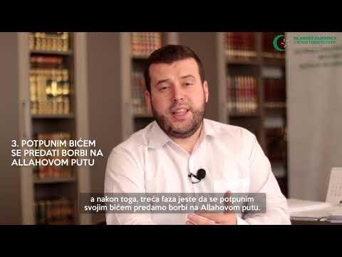 Poziv vjernicima (11) - Temelji uspjeha na oba svijeta - hafiz Ammar Bašić