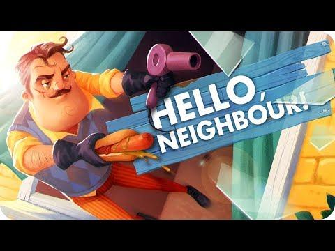 Hello Neighbor 2018 Act 3 Full Game Launch Youtube