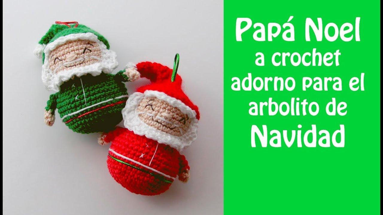 Arbol de Navidad de medio puntos tejidos a crochet - Tejiendo Perú - YouTube | 720x1280