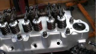 MGB Restoration, Machine Shop work and Engine Rebuild Clip 4