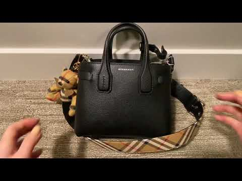 burberry banner bag price