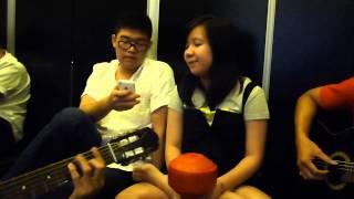 Ngày xuân Long Phụng sum vầy - guitar cover by B2 group